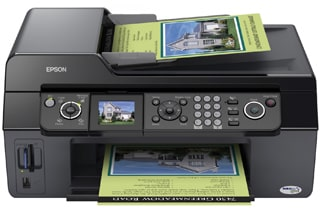 Epson DX9400F Driver