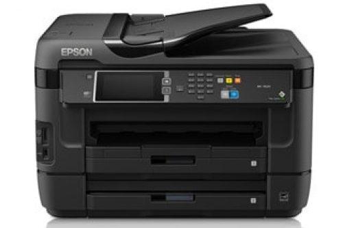 Epson WF-7620DTWF Printer Driver