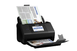 Epson WorkForce ES-580W Driver