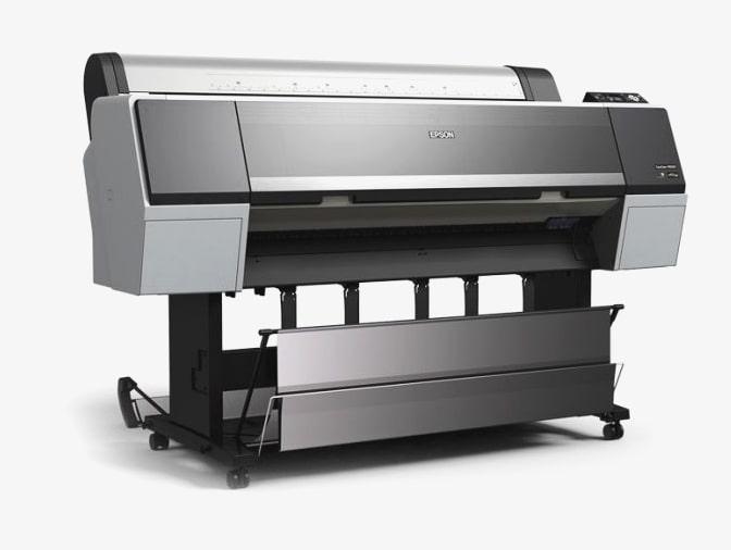 Driver Epson P8070 printer
