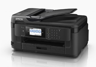 Driver Epson WorkForce WF-7710DWF