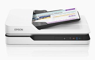 Epson DS-1630 Flatbed Color Scanner