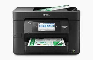 Epson WorkForce Pro WF-4820 Driver