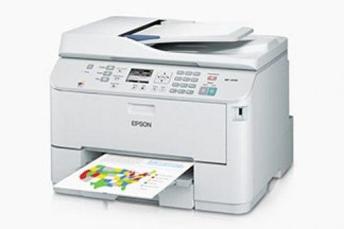 Epson WorkForce Pro WP-4533 Driver